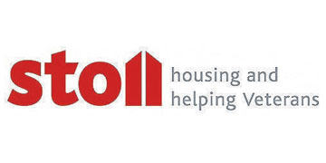Stoll Housing and Helping Veterans* logo