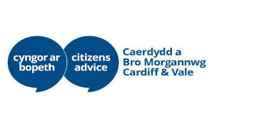 CARDIFF AND VALE CITIZENS ADVICE BUREAU logo