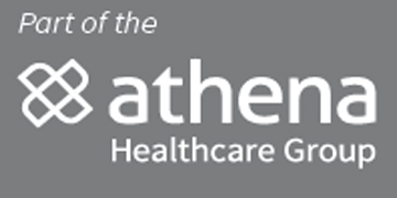 Athena Healthcare Group* logo