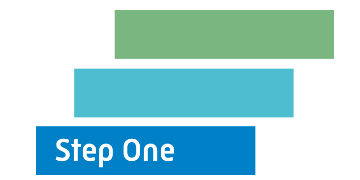 Step One Charity logo