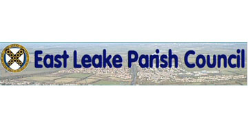 East Leake Parish Council* logo