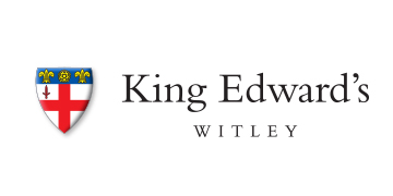 King Edward's School Witley logo