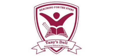 TANYS DELL COMMUNITY PRIMARY SCHOOL logo