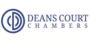 Deans Court Chambers* logo
