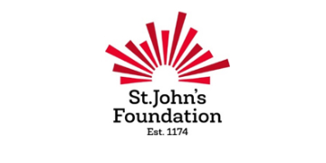 ST JOHNS FOUNDATION logo