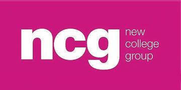 New College Group (NCG)* logo