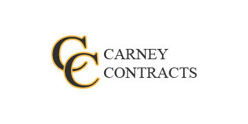 CARNEY CONTRACTS logo