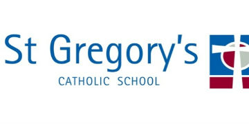 ST GREGORYS CATHOLIC COMPREHEN logo