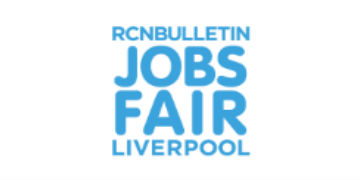 RCN Bulletin Jobs Fair logo