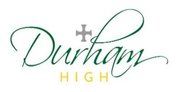 DURHAM HIGH SCHOOL FOR GIRLS logo