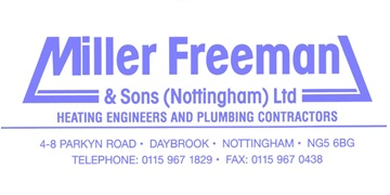 Miller Freeman & Sons (Nottingham) Ltd logo