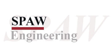 Spaw Engineering* logo