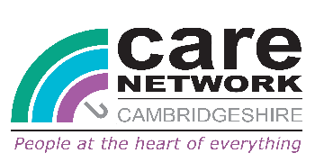 Care Network Cambridgeshire logo
