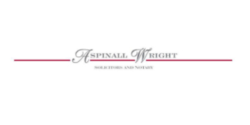 ASPINALL WRIGHT SOLICITORS logo