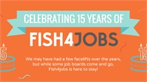 Infographic: Fifteen Years of Fish4jobs