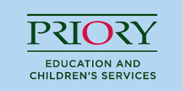 Priory Education and Children's Services* logo