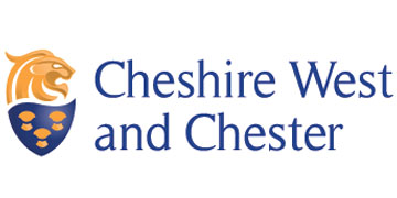 Cheshire West and Chester Council* logo
