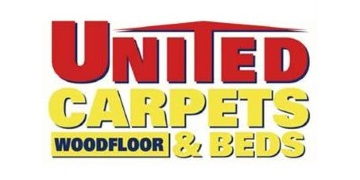 United Carpets and Beds logo