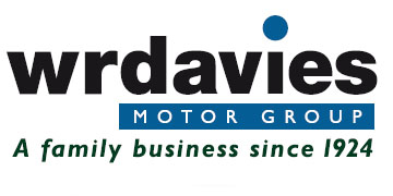 WR Davies Motor Group* logo