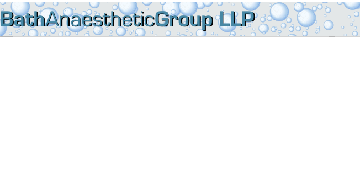 Bath Anaesthetic Group LLP logo