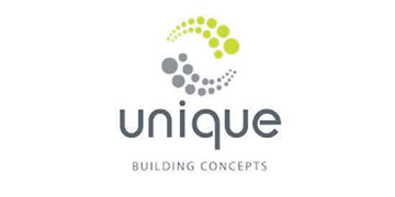 Unique Building Concepts* logo