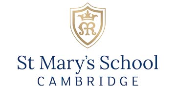 St Mary's School Cambridge logo