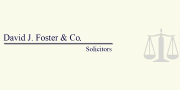 Go to DAVID FOSTER SOLICITORS profile