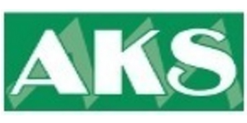 AKS Building Contractors* logo