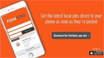 Apply on the move with the Fish4jobs app