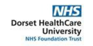 DORSET HEALTHCARE UNIVERSITY NHS FO logo