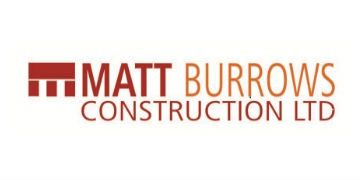MATT BURROWS CONSTRUCTION LTD logo