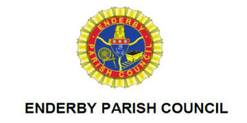ENDERBY PARISH COUNCIL logo