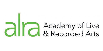 ALRA - Academy of Live & Recorded Arts* logo