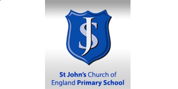 St Johns C E Primary School logo