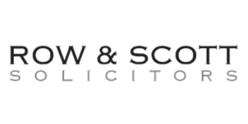 Row & Scott Solicitors logo