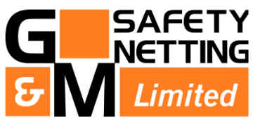 G & M SAFETY NETTING logo