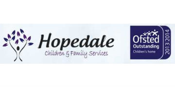 Hopedale Children & Family Ser logo