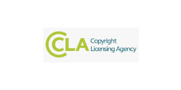 THE COPYRIGHT LICENSING AGENCY logo