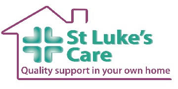 St Lukes Care logo