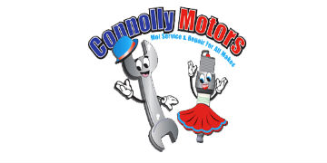 CONNOLLY MOTORS logo