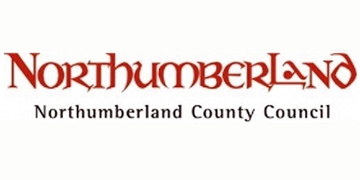 Northumberland County Council* logo