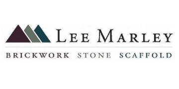 Lee Marley Brickwork* logo
