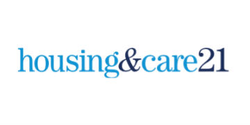 Housing & Care 21 logo