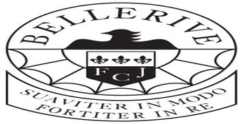 Bellerive FCJ Catholic College logo