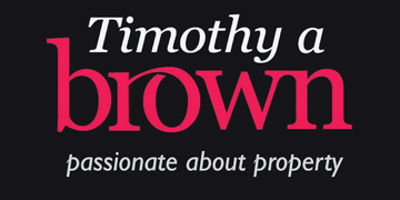 Timothy A Brown Estate Agents* logo