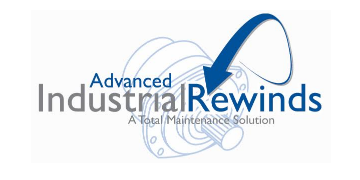 ADVANCED INDUSTRIAL REWINDS logo