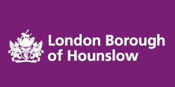 London Borough of Hounslow* logo