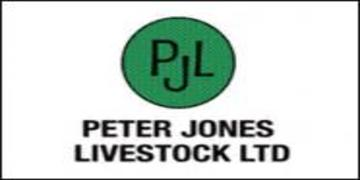 Peter Jones Livestock Ltd logo