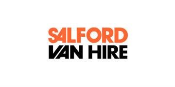 SALFORD CAR & VAN HIRE logo