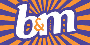 B & M RETAIL LTD logo